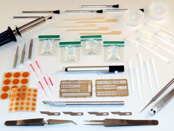 201-1400 Land/Pad Repair Kit