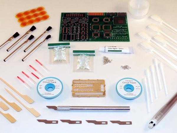 201-4350 Repair Skills Practice Kit